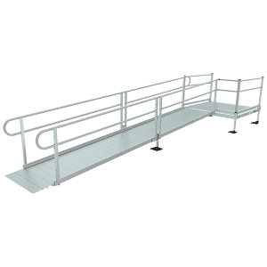 semi permanent ramp for wheelchair