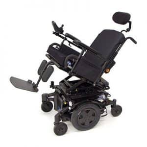 TDX SP2 invacare power wheelchair