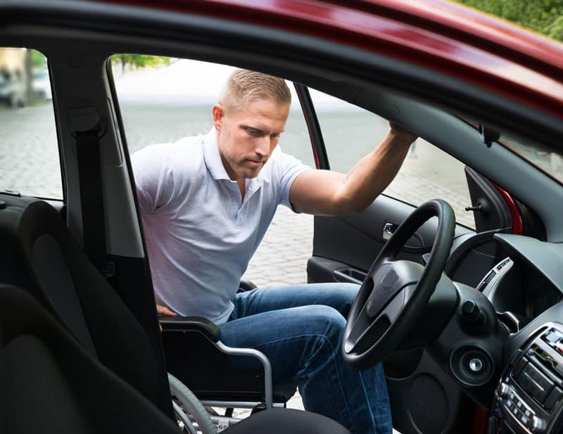 Driving With Limited Mobility – All You Need To Know