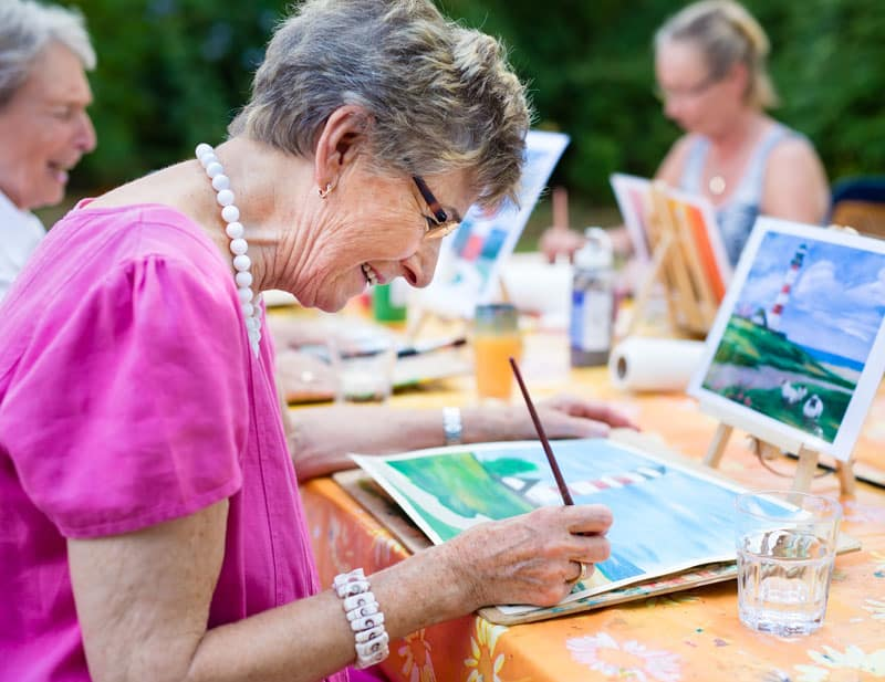 8 Activities For Seniors With Limited Mobility