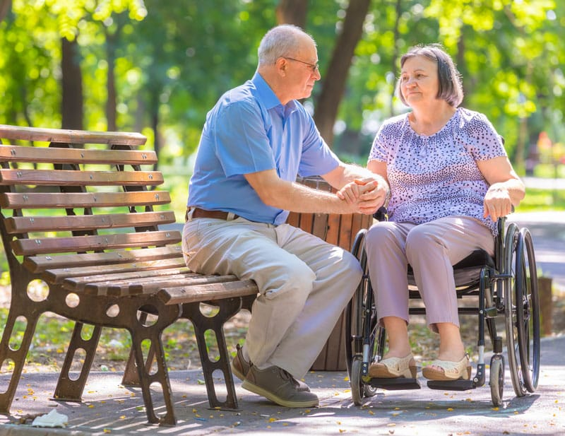 Overcoming Fatigue For Spousal Caregivers