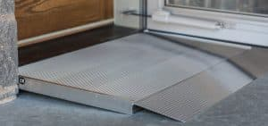 residential transitions entry ramp