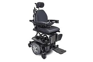 quantum power wheelchair